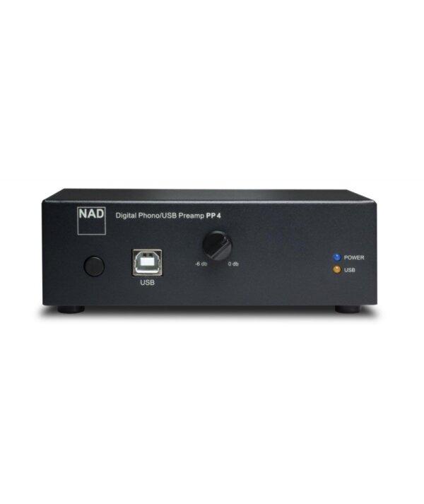 NAD PP4 korekcinis stiprintuvas su USB