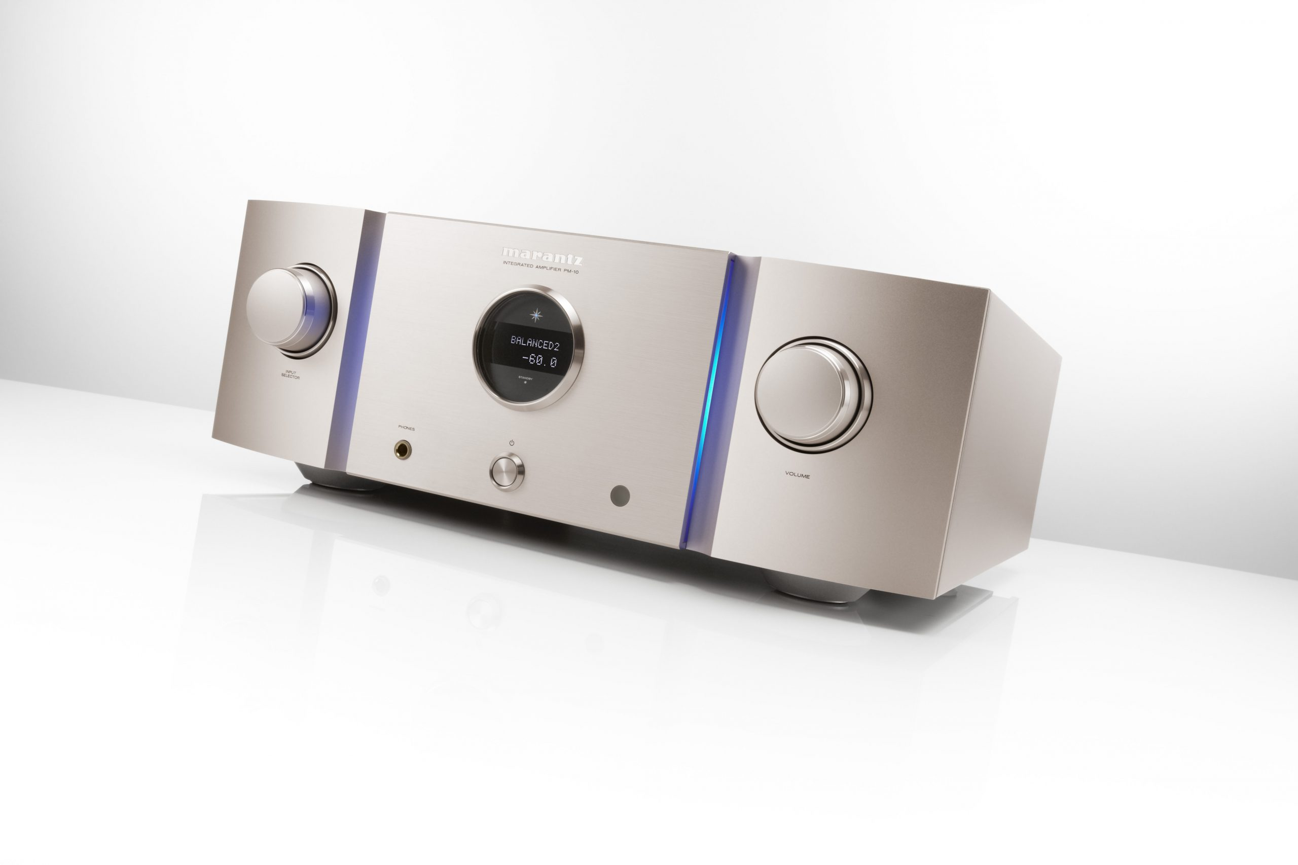 PM-10 integrated amplifier