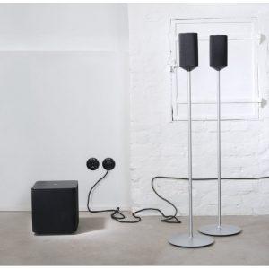 Loewe klang 1 garso sistema televizoriui