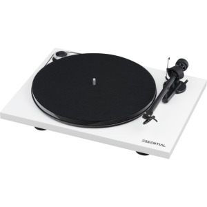 Pro-Ject Essential III patefonas